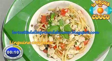 come cucinare il capone linguine con pesce capone e pesto delle eolie ricetta