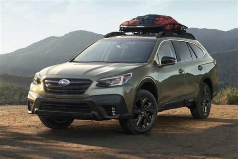 subaru outback 2020 australia new york motor show all new subaru outback debuts gearopen