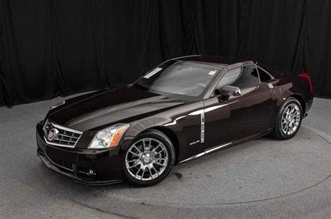 how things work cars 2009 cadillac xlr v navigation system sell used 2009 cadillac xlr platinum convertible black cherry in phoenix arizona united states