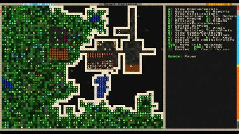 how to install dwarf fortress graphics pack dwarf fortress youtube