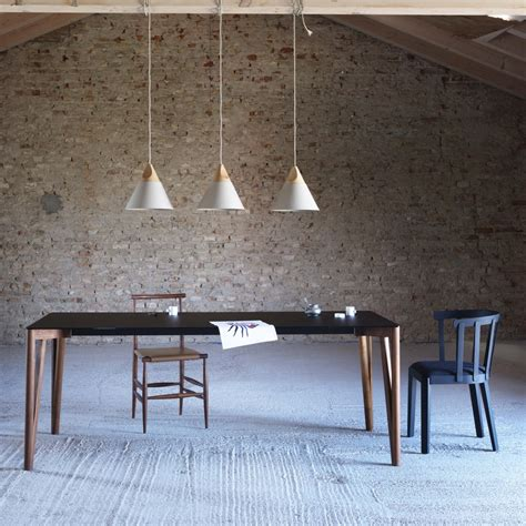tavoli da pranzo design tavolo da pranzo moderno e di design decapo di miniforms