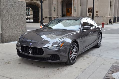 ghibli maserati 2016 2016 maserati ghibli sq4 s q4 stock m491 s for sale near