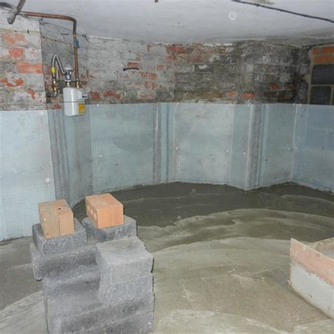 moisture proof basement basement waterproofing b and b