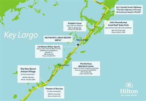 Offsite Activities Key Largo Resort