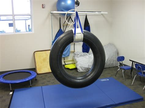 tractor supply tire swing our occupational therapy room has brand new equipment