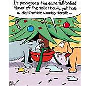 Christmas Dog Cartoons Quotes QuotesGram