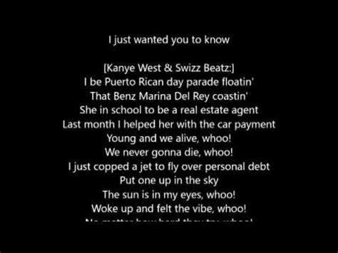 Life Of Pablo Taylor Swift Lyrics | famous kanye west feat rihanna and taylor swift lyrics