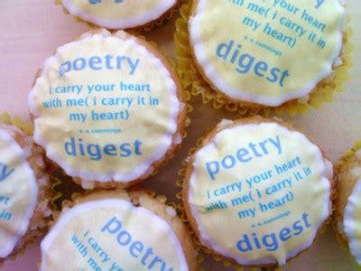 Capcakes Syari poetry cupcakes all things cupcake