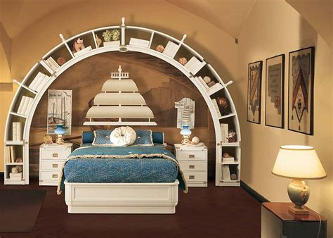 nautical boys bedrooms with boat shaped shelving boys kids bedroom furniture ideas in smart placement amaza design