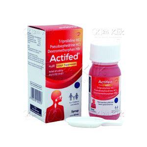 Bisolvon Batuk Berdahak Syr 60ml jual beli actifed cough syr merah 60ml k24klik