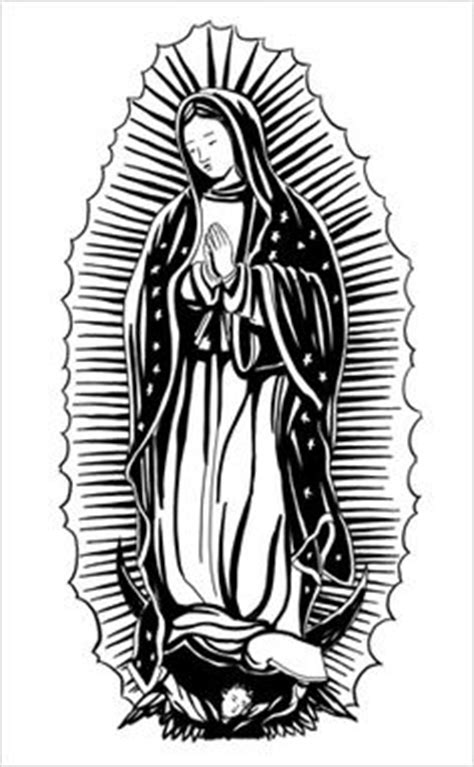 imagenes virgen de guadalupe blanco y negro pinterest el cat 225 logo global de ideas