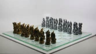 Dragon Chess Set by Fantasy Dragon Chess Set Ebay