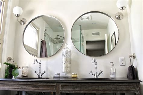 homesense bathroom mirrors design style decor home master bath reveal