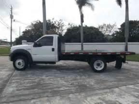 Wheels Flatbed Truck Ford F450 Flatbed 4x4 Diesel 5th Wheel Florida 2005