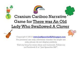 cranium card template 1000 images about speech st s day on