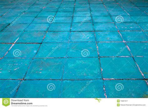 aqua painted floor royalty free stock photography image 15851317