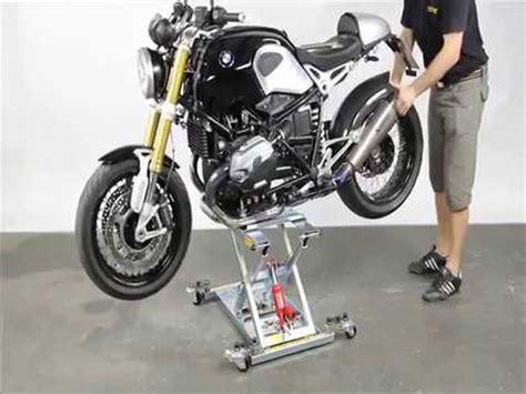 Motorradheber Bmw R Ninet by Kern Stabi Motorradhebeb 252 Hne 500 Kg An Einer Bmw R Nine T
