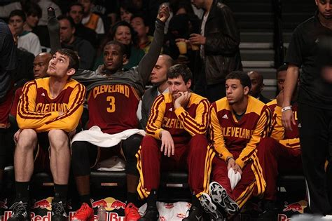 players bench murray scotty hopson the newest cavalier