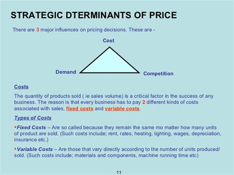Mba Lecture Notes On Marketing Management by Lecture 8 Mba Marketing Management Pricing