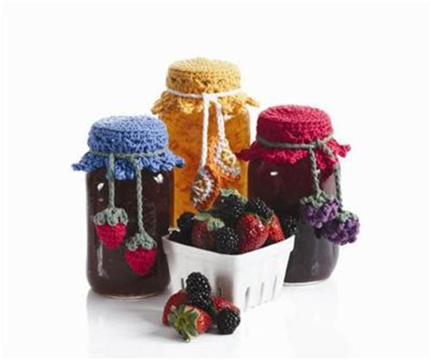 crochet pattern for jam jars 118 best images about crochet candle cozy on pinterest