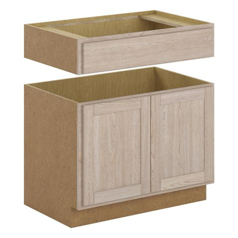 Unfinished Wood Pantry by 24x84x18 In Pantry Cabinet In Unfinished Oak Dduc2418ohd