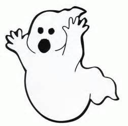 ghost pictures kids clipart