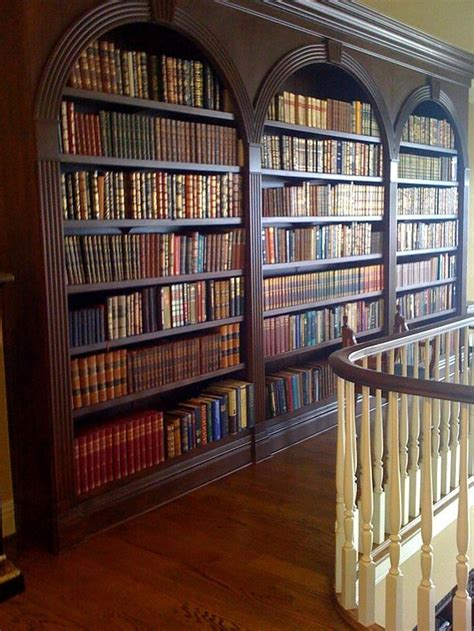 library wall bookshelves creating a home library that s smart and pretty