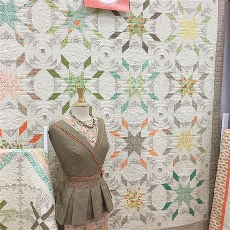 refresh pattern sandy gervais quilt refresh collection posted at moda
