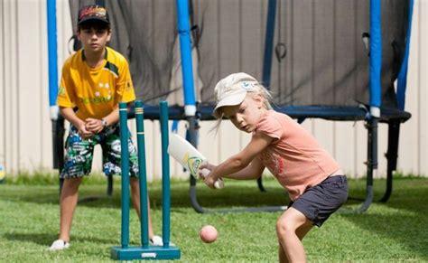 backyard cricket images