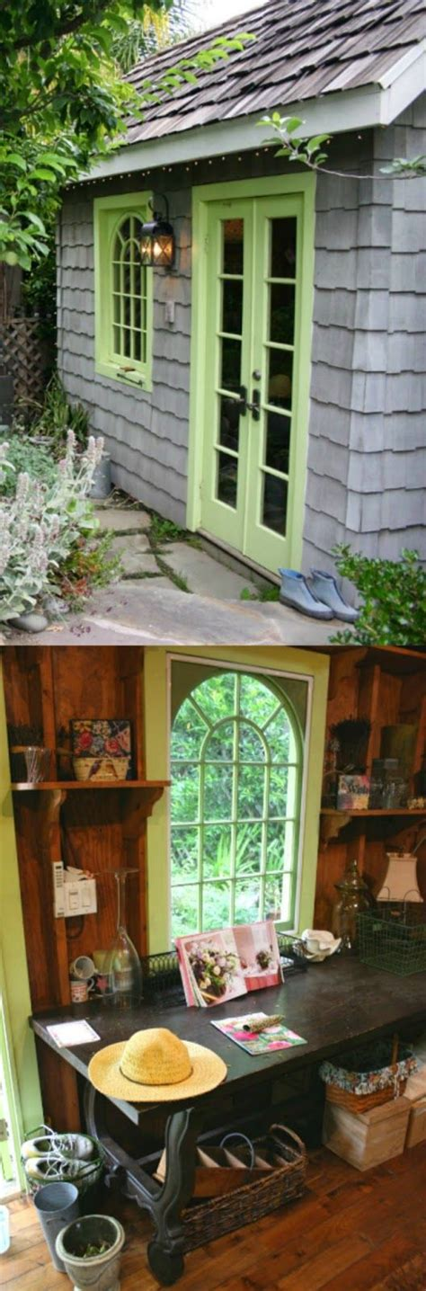 she sheds are the female equivalent of man caves the 1000 images about she sheds on pinterest outdoor sheds