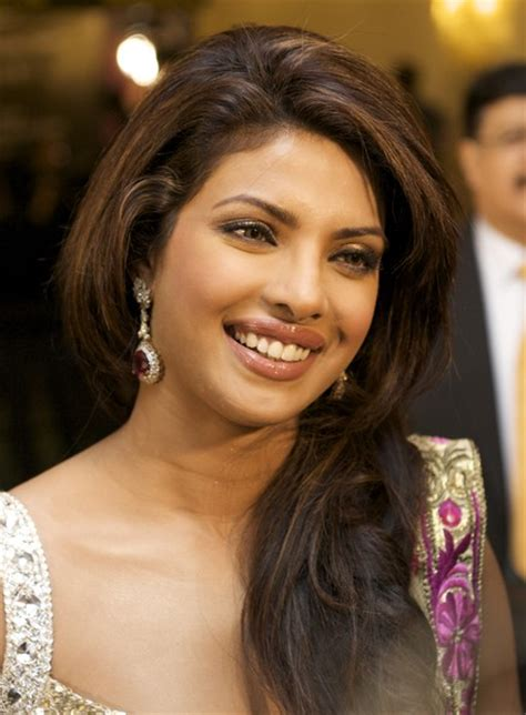 hairstyles in indian cinema more pics of priyanka chopra layered cut 5 of 6