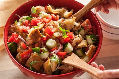 italian bread salad recipe ina garten panzanella