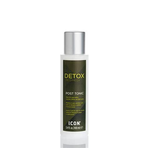 Detox Tonic by Comprar Post Tonic T 243 Nico Detox De Icon