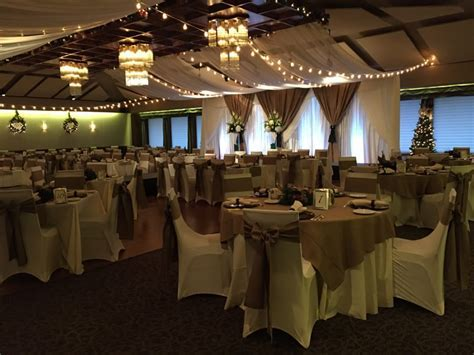 Des Moines Golf & Country Club Wedding Rentals by Beyond