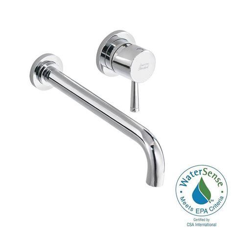 Serin Faucet by American Standard Serin Single Handle Wall Mount Bathroom