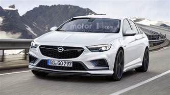 Opel Insignia Opc For Sale New Opel Insignia Opc Rendered Will Most Likely Happen