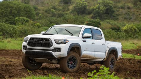 Toyota Tacoma Trd 2017 Toyota Tacoma Trd Pro Truck Review With Price