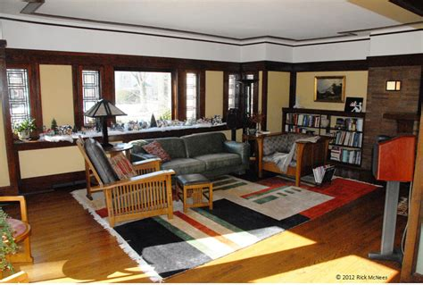 frank lloyd wright living room frank lloyd wright and prairie school arhictecture in