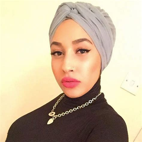 model hujab h m releases ad with first hijab wearing muslim model and