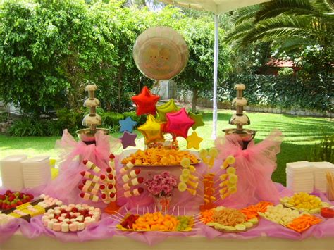 como decorar una mesa con frutas y verduras no mesa de dulces mas bn x el kalor mesa de frutas foro