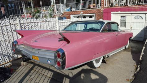 1960 pink cadillac 1960 pink cadillac coupe elvis style