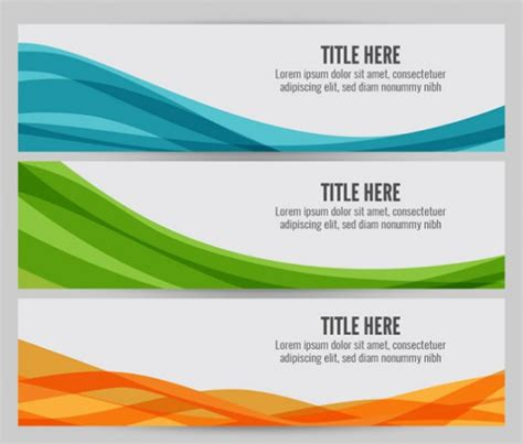 free flash banners templates for websites 40 creative free banner templates utemplates