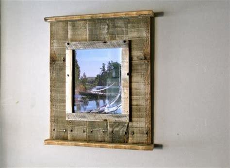 design frame diy stunning and elegant pallet picture frame pallets designs