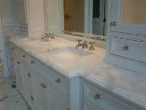 bathroom and vanity countertops