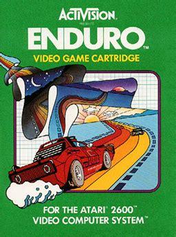 retro games wikipedia enduro