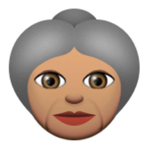 National Leauge Standings by Image Gallery Old Grandma Emoji