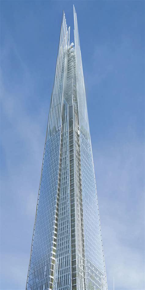 shard  vertical city  london idesignarch
