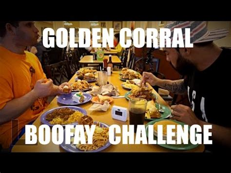 Golden Corral Buffet Challenge With Jason Genova Youtube How Much Is Golden Corral Buffet On Sunday