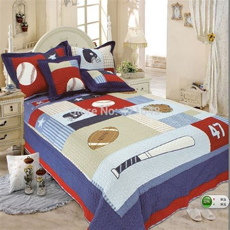 Popular Baseball Bedding Buy Cheap Baseball Bedding Lots Baseball Bedding Set