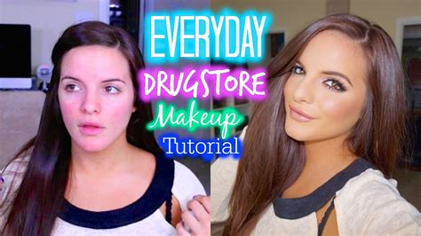 best drug store hair color to cover the grey everyday makeup tutorial using drugstore makeup my